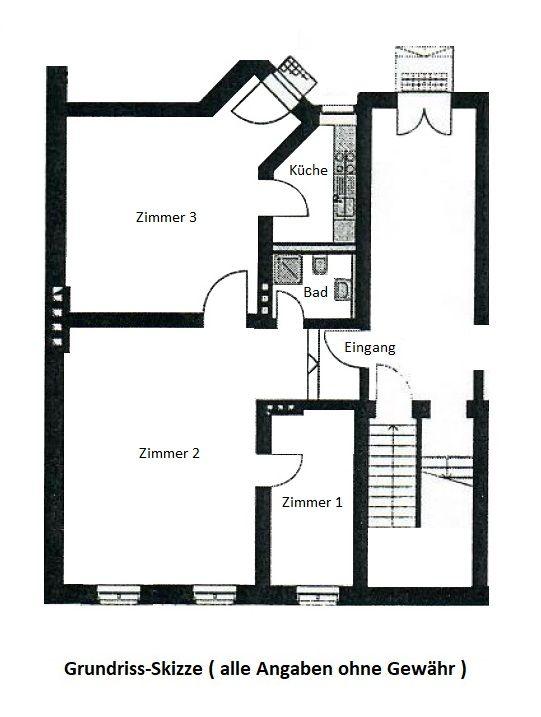 Grundriss-Skizze Wb35-1