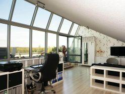 Wohnung mit Galeriegeschoss, großer Dachterrasse und Weitsicht, Zimmer teilbar